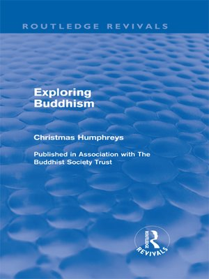 cover image of Exploring Buddhism
