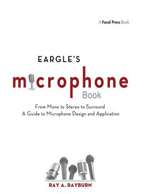 cover image of Eargle's the Microphone Book