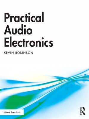 cover image of Practical Audio Electronics