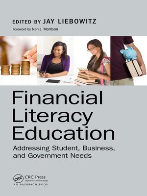 cover image of Financial Literacy Education
