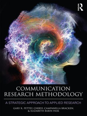 cover image of Communication Research Methodology