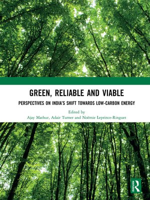 cover image of Green, Reliable and Viable