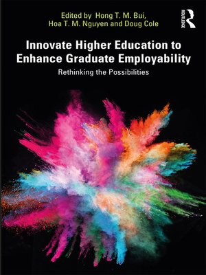 cover image of Innovate Higher Education to Enhance Graduate Employability