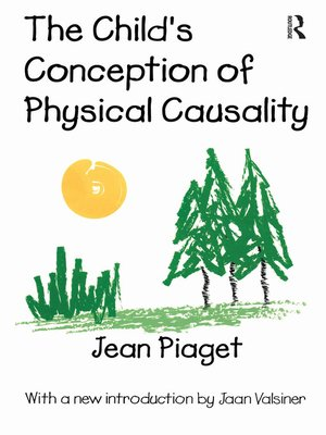 cover image of The Child's Conception of Physical Causality