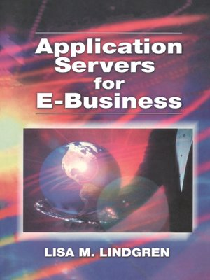 cover image of Application Servers for E-Business