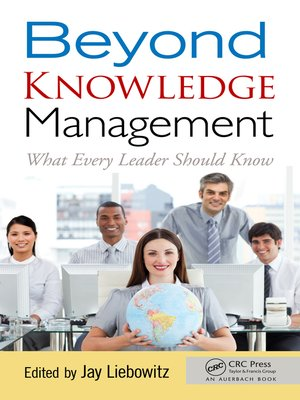 cover image of Beyond Knowledge Management