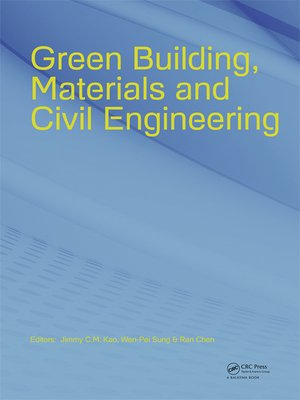 cover image of Green Building, Materials and Civil Engineering