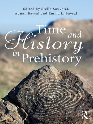 cover image of Time and History in Prehistory