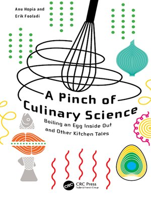 cover image of A Pinch of Culinary Science