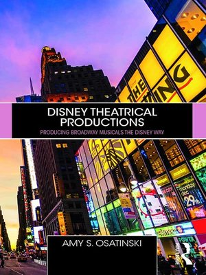 cover image of Disney Theatrical Productions