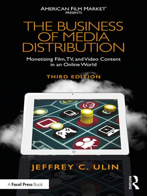 cover image of The Business of Media Distribution