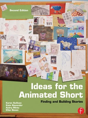 cover image of Ideas for the Animated Short
