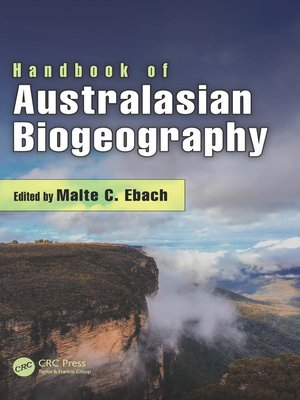 cover image of Handbook of Australasian Biogeography