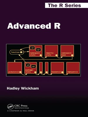 cover image of Advanced R