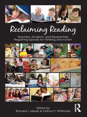 cover image of Reclaiming Reading
