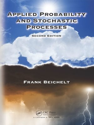 cover image of Applied Probability and Stochastic Processes