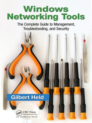 cover image of Windows Networking Tools