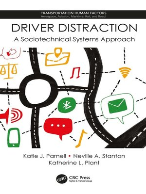 cover image of Driver Distraction