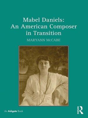 cover image of Mabel Daniels