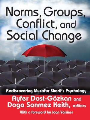 cover image of Norms, Groups, Conflict, and Social Change
