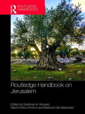 cover image of Routledge Handbook on Jerusalem