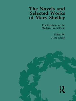 cover image of The Novels and Selected Works of Mary Shelley Vol 1