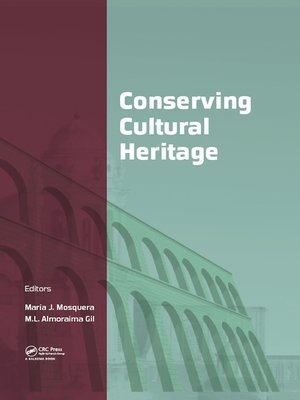 cover image of Conserving Cultural Heritage