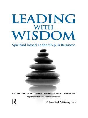 cover image of Leading with Wisdom