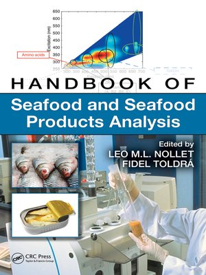 cover image of Handbook of Seafood and Seafood Products Analysis