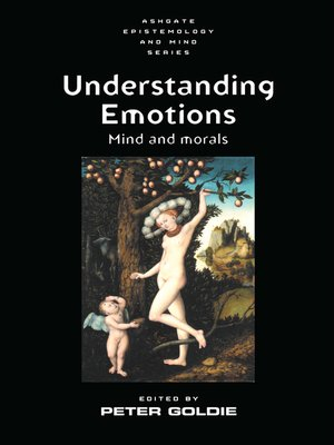 cover image of Understanding Emotions