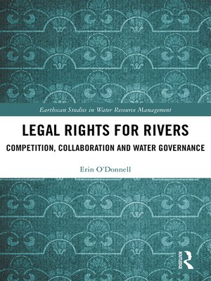 cover image of Legal Rights for Rivers