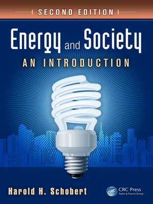 cover image of Energy and Society