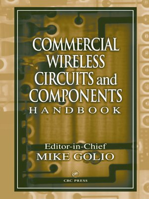 cover image of Commercial Wireless Circuits and Components Handbook