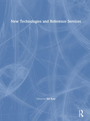 cover image of New Technologies and Reference Services