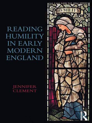cover image of Reading Humility in Early Modern England