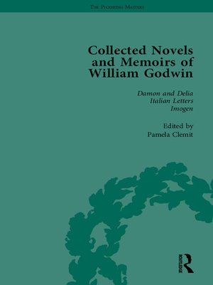 cover image of The Collected Novels and Memoirs of William Godwin Vol 2
