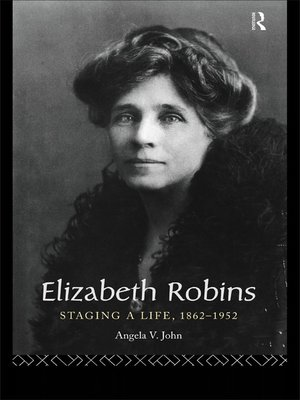 cover image of Elizabeth Robins