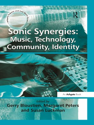 cover image of Sonic Synergies