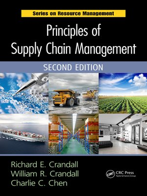 cover image of Principles of Supply Chain Management