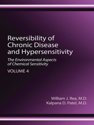 cover image of Reversibility of Chronic Disease and Hypersensitivity, Volume 4