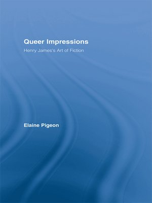 cover image of Queer Impressions