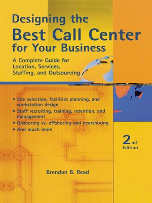 cover image of Designing the Best Call Center for Your Business