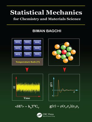 cover image of Statistical Mechanics for Chemistry and Materials Science