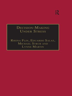cover image of Decision-Making Under Stress