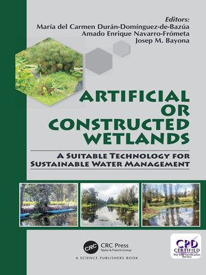 cover image of Artificial or Constructed Wetlands