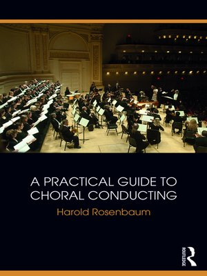 cover image of A Practical Guide to Choral Conducting