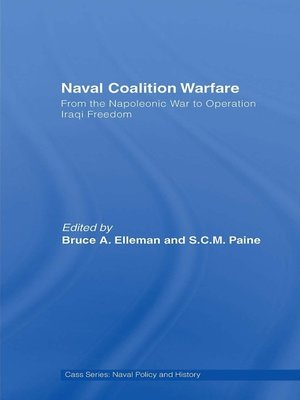 cover image of Naval Coalition Warfare