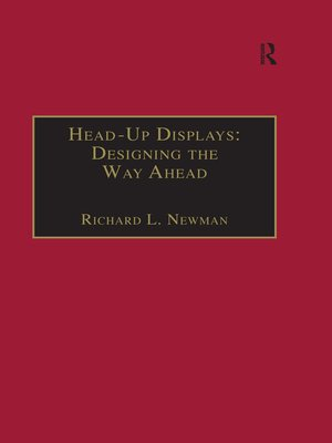 cover image of Head-Up Displays