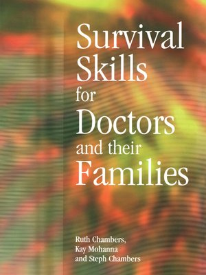 cover image of Survival Skills for Doctors and their Families