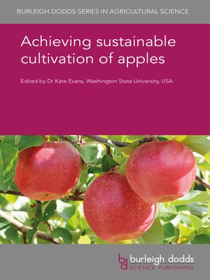 cover image of Achieving sustainable cultivation of apples